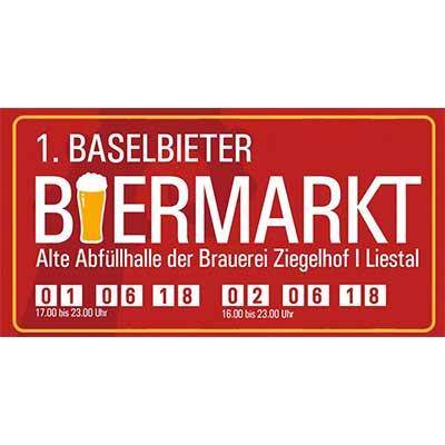 Bier Event Baselbieter Biermarkt