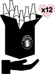 Bierliebe_Geschenk-Abonnement 12 Monate