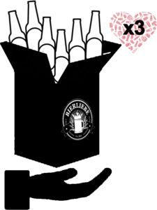 Bierliebe_Geschenk-Abonnement 3 Monate