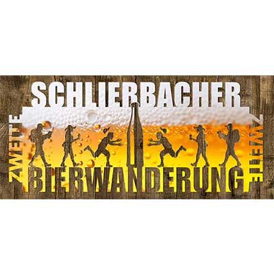 Bier Event Schlierbacher Bierwanderung
