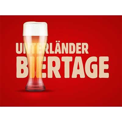 Bier Event Unterländer Biertage